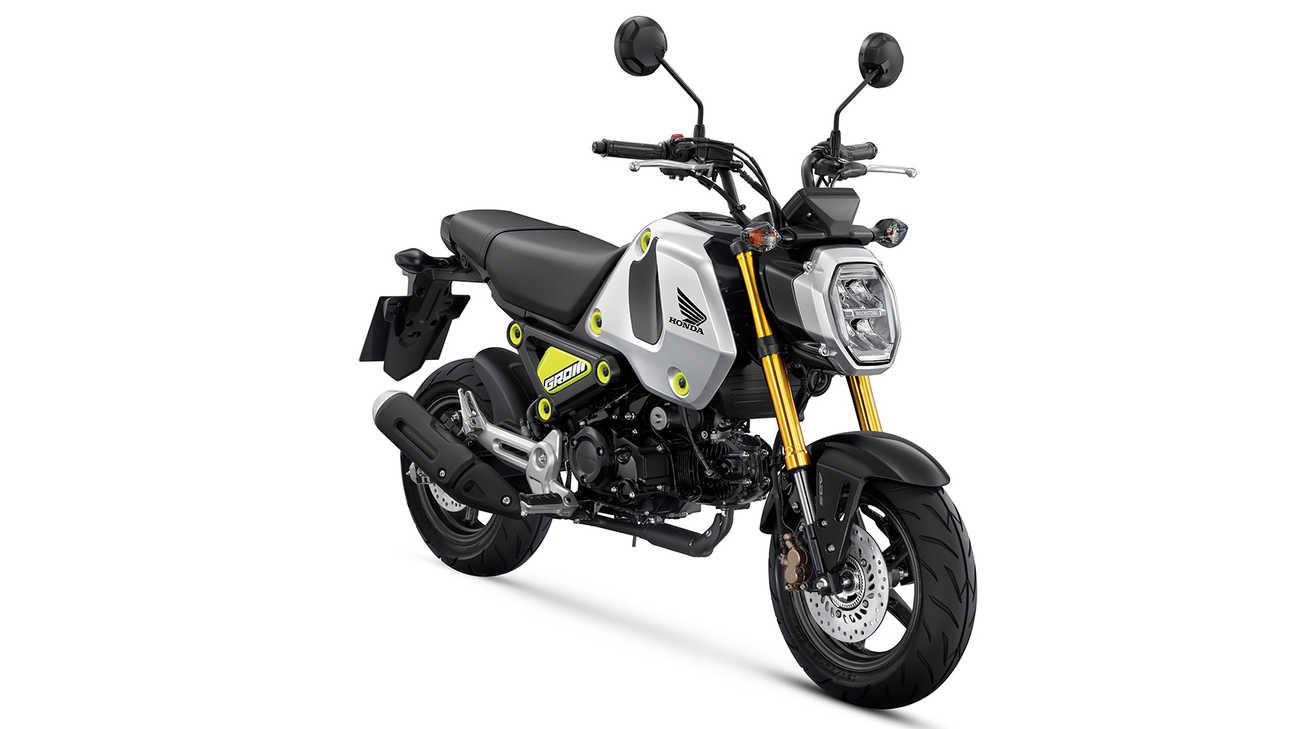 2021 MSX125 GROM