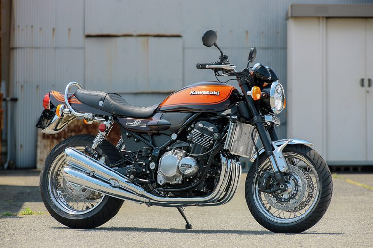 DOREMI COLLECTION Customize Z900RS with Z1 Styling