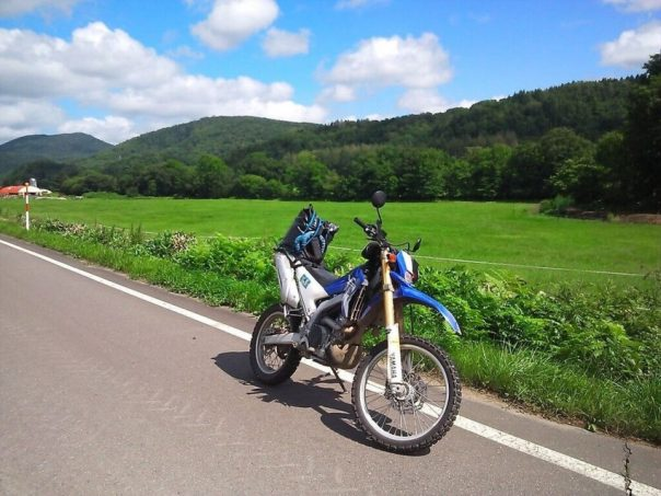 """""""My Beloved Moto"""" A Powerful Trail Motorcycle, WR250R Review!"""