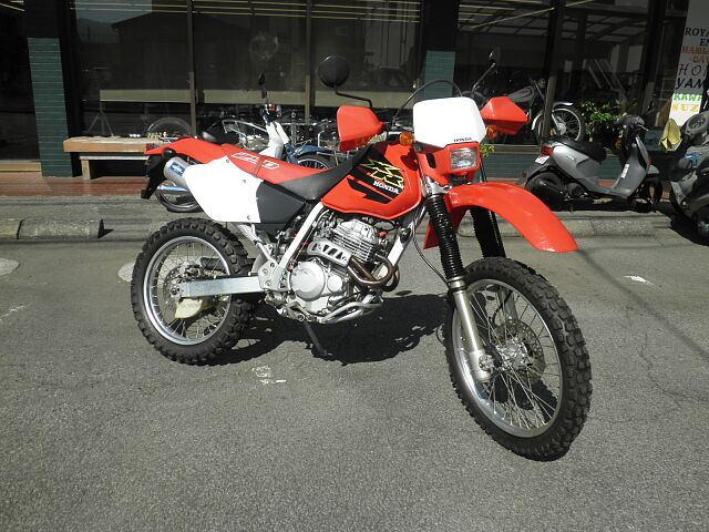 A Powerful and Flexible Off-road Motorcycle that is Still Popular, HONDA XR250! [Recommended Motorcycle]