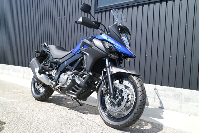 A Versatile Touring Motorcycle, SUZUKI V-Strom 650XT! [Recommended Motorcycle]