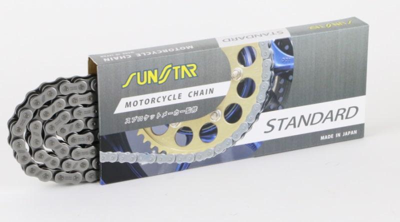 Sunstar, a Very Popular Sprocket Manufacturer, Finally Starts Releasing Chains! [WMS2021]