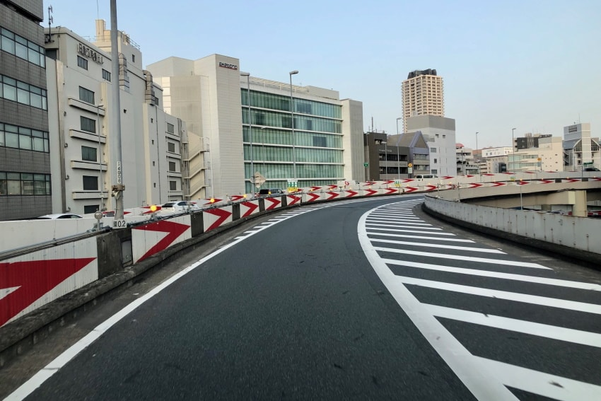 Is the Metropolitan Expressway a Dangerous Road for Motorcycles?