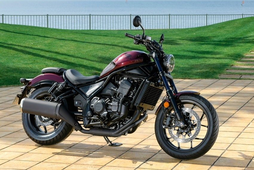 New Rebel 1100DCT Test Ride Review  | Almost Sold Out! The Combination of Comfortness and Sportiness is Alive and Well in the 1100