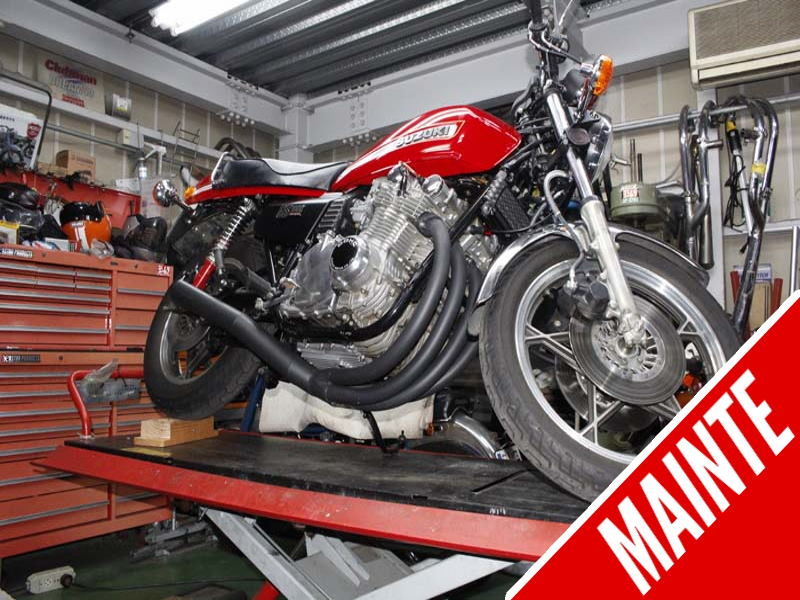 Clutch Disc Replacement Without Draining the Engine Oil! The Motorcycle is Better at Diagonal