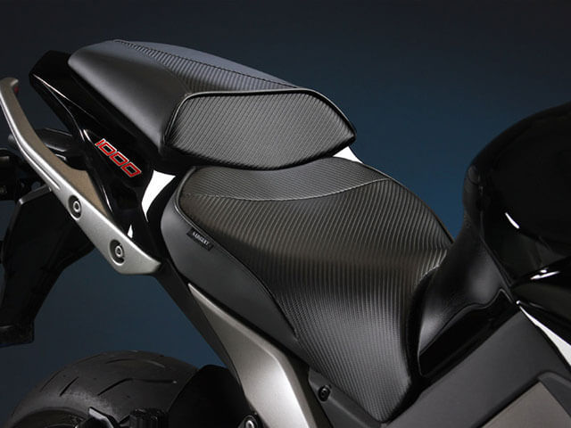 SARGENT's World Sports Performance Seat for KAWASAKI Ninja1000 is Now Available!
