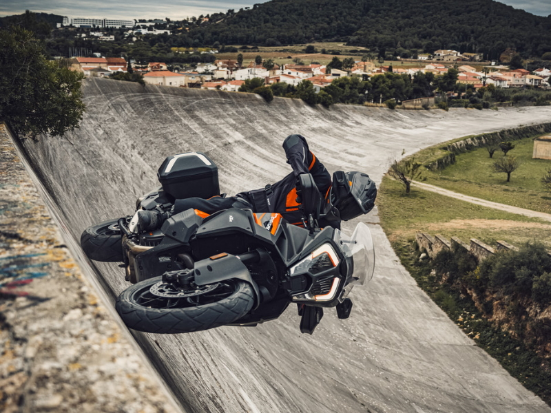 Ride Around the Globe! New Models of KTM and Husqvarna are Hot this Year! [WMS2021]