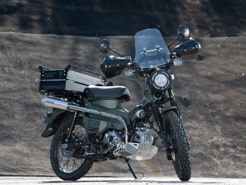 Dirt Freak's Hunter Cub is Ready to take on Any Road 'Concept Model: Survival Adventure' [WMS2021]