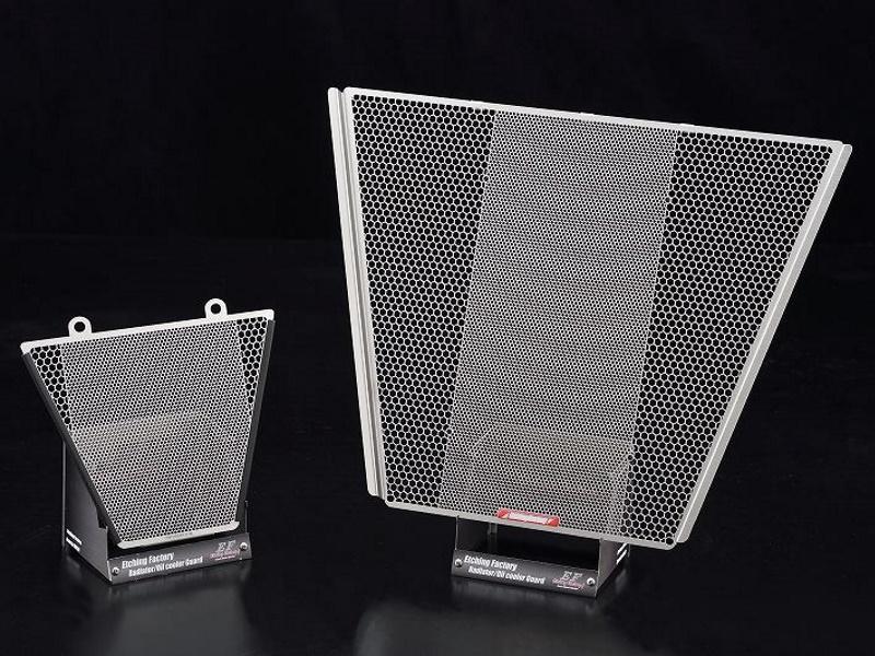 The Etching Factory's Core Guard Provides a High Level of Both Radiator Protection and Cooling Efficiency [WMS2021]