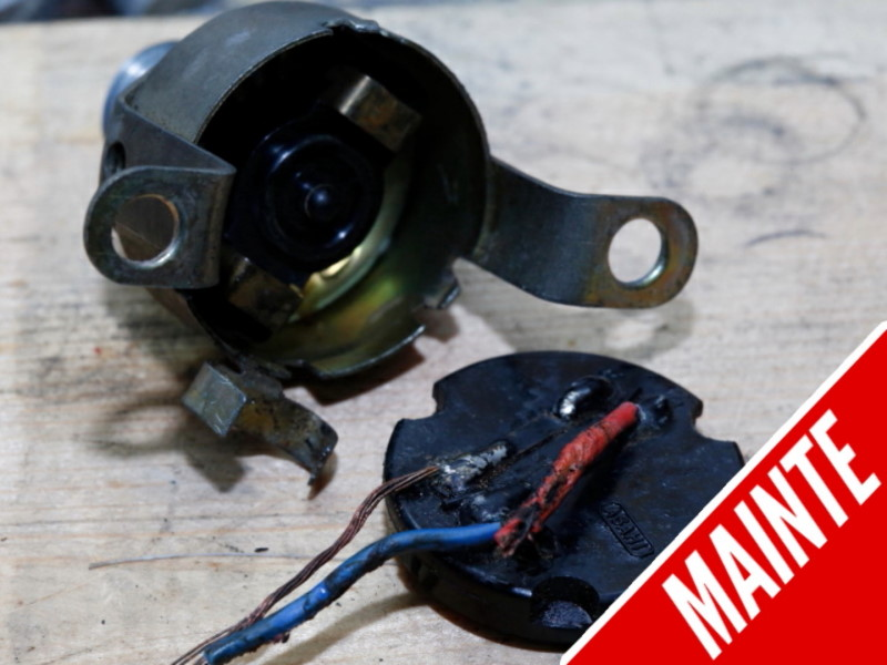 Best to Fix Any Half-Done Modifications that are Common to Outdated or Old Motorcycles