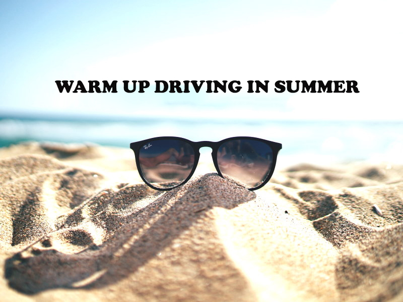 The Essence of Warm Up Driving | Is It Necessary to Warm Up the Motorcycle in Summer?