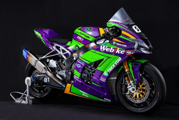 """TRICK STAR Racing Announces its Entry Lineup for Suzuka 8 Hours as """"EVA RT First Webike TRICK STAR"""""""