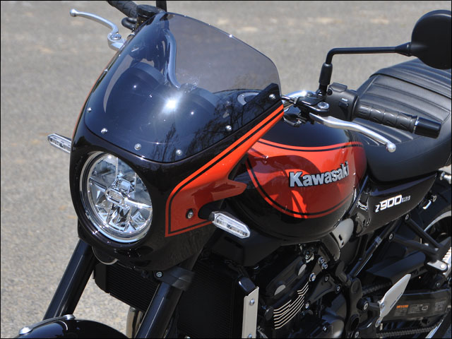 Top 10 Popular Custom Parts for Z900RS in July