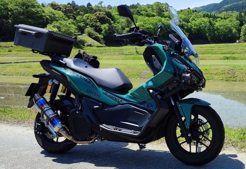 This is Really What ADV150 is All About   Owner Review Summary